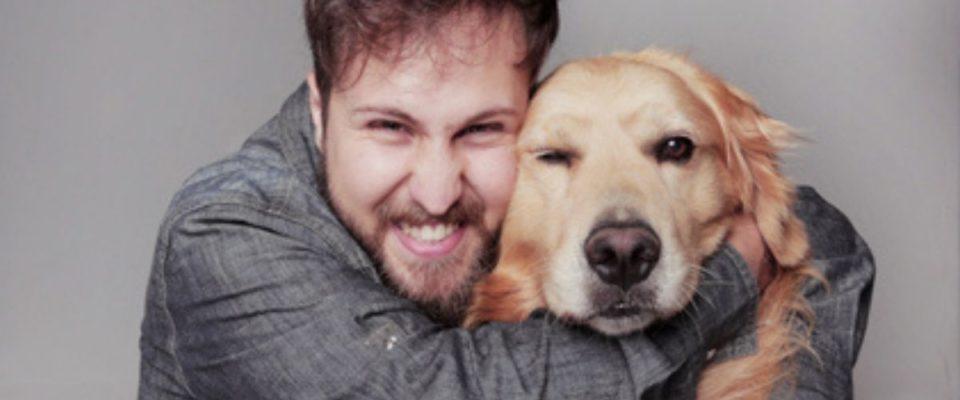 Quanto mais eu conheço as pessoas, mais eu gosto do meu cachorro