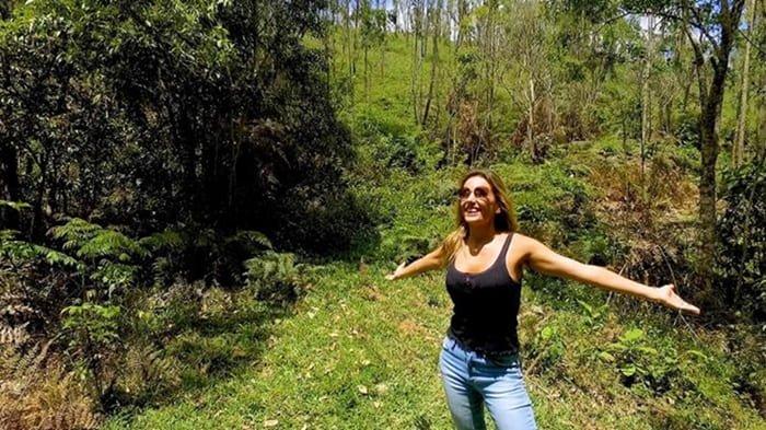 Luisa Mell realiza sonho e compra floresta para criar santuário para animais