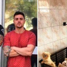 Delegado Bruno Lima um policial que resgata animais de canis clandestinos