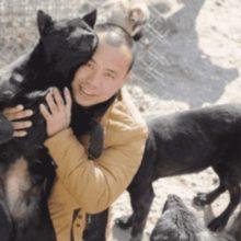 Milionário usa toda sua fortuna para salvar mais de 2.000 cães do matadouro